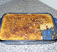 Fat-Free Irish Breakfast Kugel