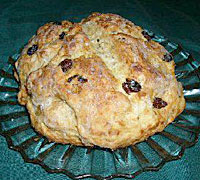 Irish Tea Soda Bread