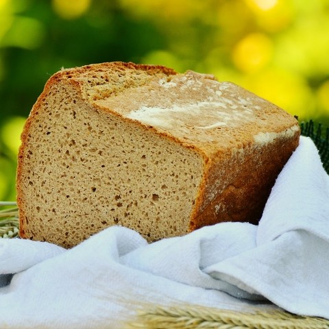 Chamomile Honey Oat Bread
