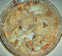Jasmine Bread Pudding