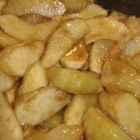 Bitter Honeyed Apple