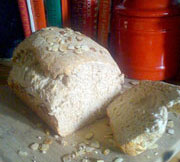 Almond Oolong Bread